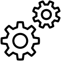 Uhrwerk Icon